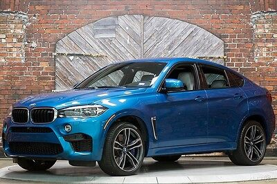 2016 BMW X6 M 16 567hp Driver Assistance Plus Executive Pkg Bang & Olufsen 1 Texas Owner