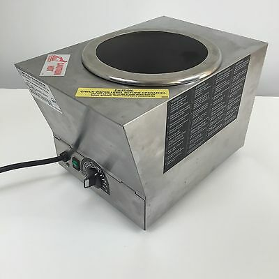 Gold Medal Food Warmer Model 2365 Nacho Cheese Concession Equipment TESTED