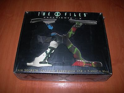 Vhs The X Files - Expeniente - X Nº2 Tooms Caja Secreta (Precintado)