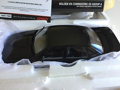 1:18 Biante Holden VN Commodore SS Group A 1991 Bathurst 1000 Special Edition
