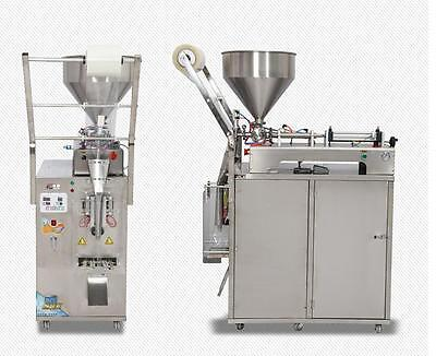 Automatic Liquid/Cream filling machine Sealer Packing Machine suit for honey