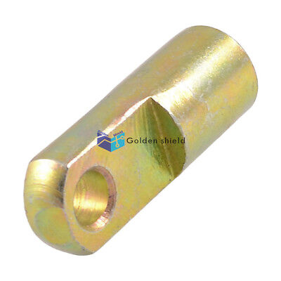 M10 x 1.25 Female Thread Mating Coupling Piece for Cylinder Clevis
