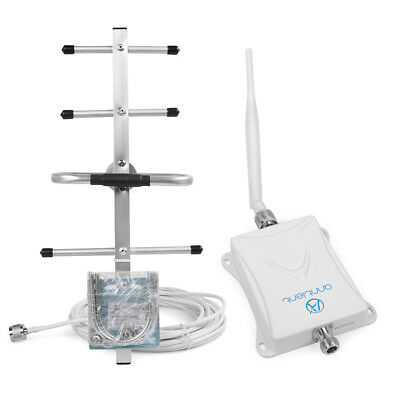 For AT&T 4G LTE-70dB 700mhz Cellphone Cellular Signal Booster Repeater Amplifier