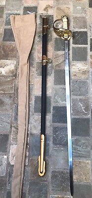 Military Officers Dress Sword