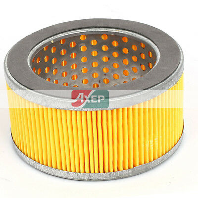 Truck Air Compressor Intake Filter Replacement 108mm OD 74mm Inner Dia 53mm High