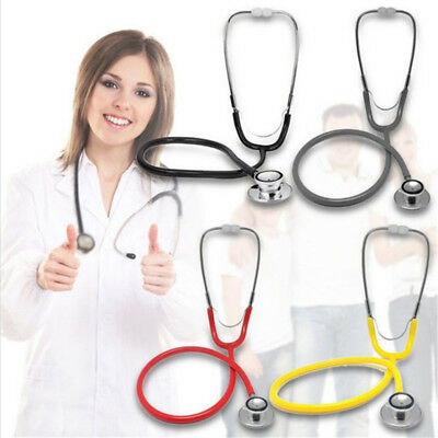 Dual Head Functional Professional Clinical Stethoscope Medical Estetoscopio