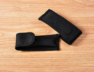 """New Nylon Sheath For Folding Outdoor Tools with up to 4.70"""" close length Pounch"""
