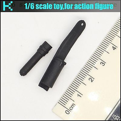 L27-38 1/6 scale flashlight & Pouch (use for belt)