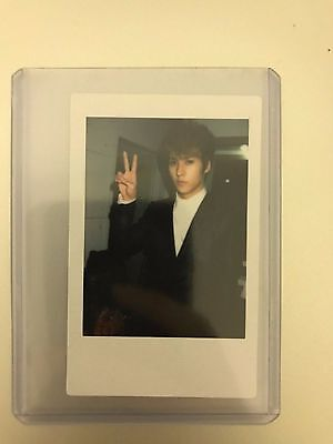 BEAST B2ST DONGWOON 2012 Beautiful Show Official Polaroid/ Photocard