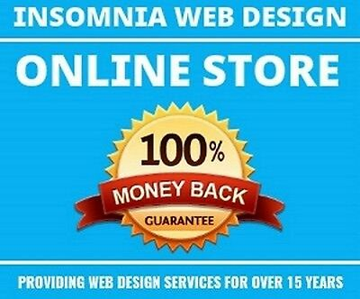 Professional Online Store / Shop / eCommerce Website And Design