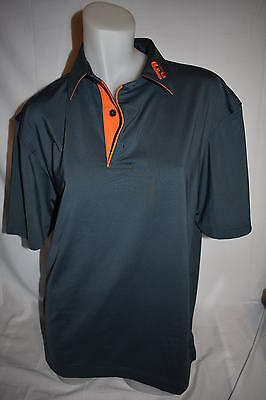 Fj Footjoy  Golf Polo Shirt Mens Size Small 100 Cm Chest New Condition