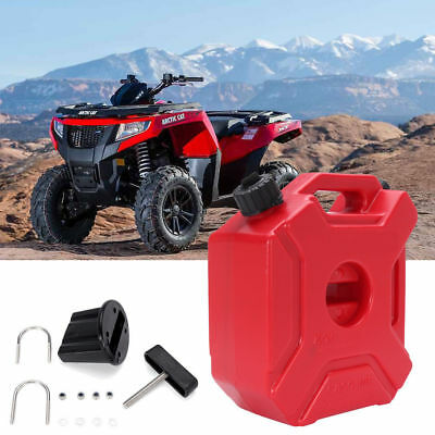 5Litre 4WD Motorcycle ATV Fuel Petrol Jerry Can Diesel Gas Container Heavy Duty