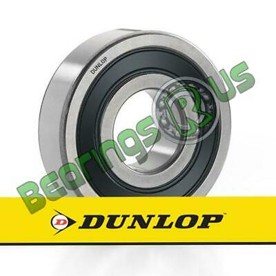 6301-2RS Dunlop Sealed Deep Groove Ball Bearing 12x37x12mm