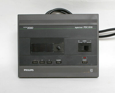 Used Philips PDC 2010 Enlarger Timer