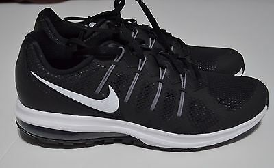 Nike Air Max Dynasty Running Cross Training Men's Shoes Size 8 NEW Black/ White