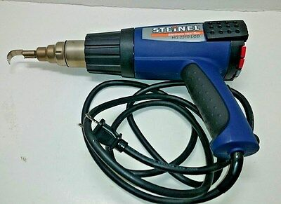Steinel Hg 2310 Lcd Electronic Heat Gun With Lcd Display Type 3483 Used Ex Shape