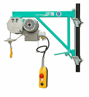 Imer ES150 Scaffold Hoist 110V Builders Winch, Site Hoist