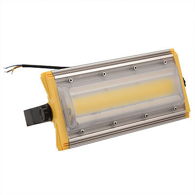 50W COB LED Cool / Warm White Floodlight IP65 Flood Light Outdoor Wash Lamp 220V