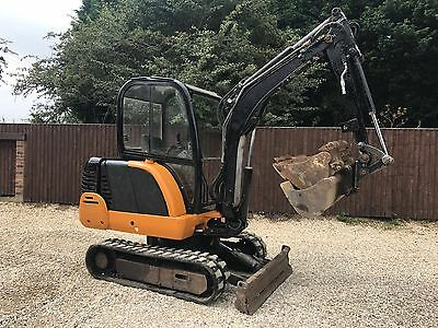 Jcb 803 3 Tonne Tracked Excavator With 3 Buckets