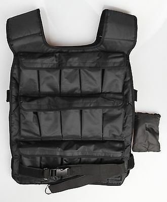 New 30Kg Adjustable Weighted Training Vest