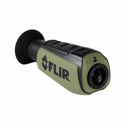 FLIR Scout II 320 lightweight thermal imaging camera For Wildlife, Hunting.