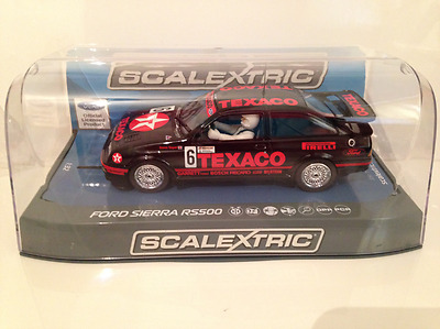 Scalextric C3738 Ford Sierra RS500 Steve Soper #06 NEW Boxed PCR DPR