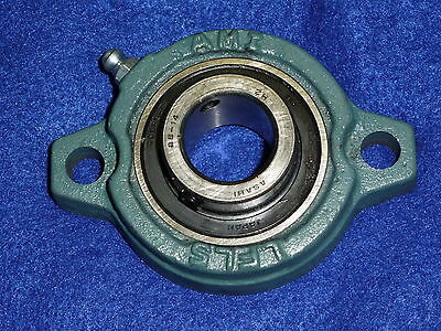 NIB AMI BLFL5-14 2 bolt flange mount cast iron Bearing 7/8 inch bore
