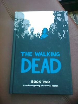 Robert Kirkman THE WALKING DEAD Book 2 - Image comics inc - SIGNED 2007 HB 1/1