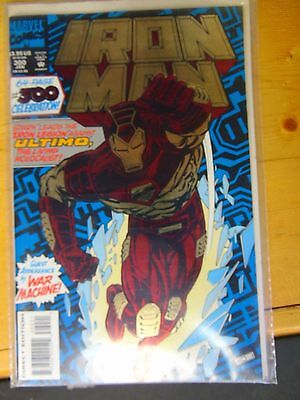 #300 Iron Man 1993  Marvel Comics Nice Comic