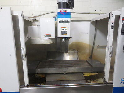 Fadal VMC-4020HT CNC Machining Center with Graphics, High Speed CPU