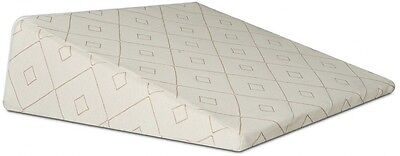 Brentwood Home Pfeiffer Therapeutic Gel Foam Wedge Pillow, Made In USA, 11-inch