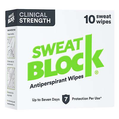 SweatBlock Antiperspirant - Best Seller - Direct from Manufacturer