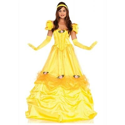 Belle of the Ball Adult Womens Costume, 86707, Leg Avenue