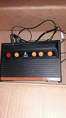 Atari Flashback 6 Classic Video Game Console 100 Built In Games used