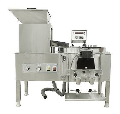 110V/220V Semi-auto granules and capsule counting machine YL-2 Counter 2 HEAD
