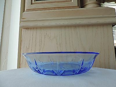 Avon American Blue Classics by Fostoria Soup / Cereal bowl