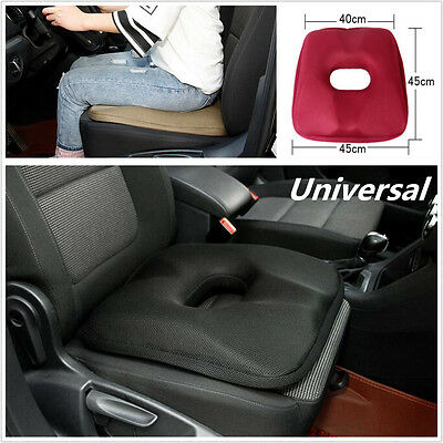 1x Car Seat Cushion Protector Sit Cover Pad Protect Lower Back Spinal Beauty Hip