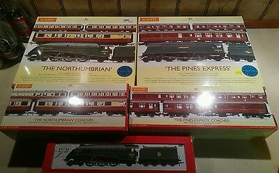 Hornby British Steam Train Packs - The Pines Express