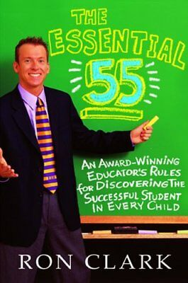 The Essential 55 An Award-winning Educator's Rules for Discover... 9780786888160