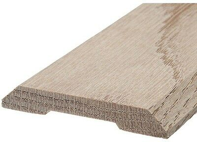 Frost King E/O Saddle Threshold for Interior Doors Oak Paintable and Stainable