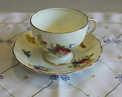 Antique/Vintage  FOLEY EB&Co 1930s Cup and Saucer  No 2628
