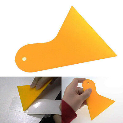 10pcs Car Window Tint Scraper Squeegee Wrapping Vinyl Film Cleaning Tool Kit