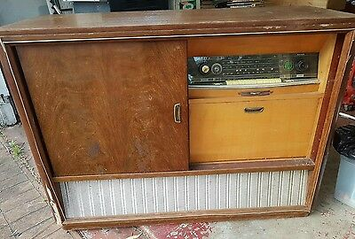SABA radiogram Top model !! record player
