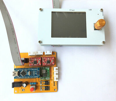 2 Axis Offline Control System Board+TFT LCD Panel DIY CNC/Laser Engraving GRBL