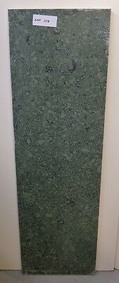 Green Marble Slab Fire Back Hearth Slip Top Piece Section 1220x380x20mm MAR127