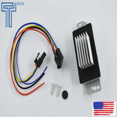HEATER BLOWER MOTOR Resistor Control Module Fit For Cadillac Escalade