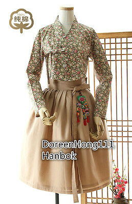 Modern hanbok Fushion Hanbok Korean Traditional Hanbok Dress Modernized hanbok