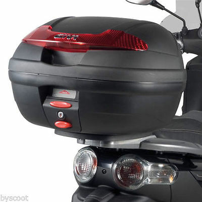 Givi Top Box/case Model E340 N Standard Black ( Aussie Seller)