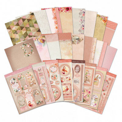 Hunkydory - Rose Gold Moments - Topper Collection - ROSEMOM101