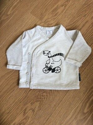 polarn o pyret baby top size 4-6 months